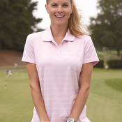 Golf Women's ClimaLite® Textured Short Sleeve Polo