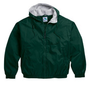 Hooded Fleece Lined Jacket