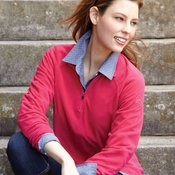 Nano-Fleece Women's Fusion Quarter-Zip Pullover