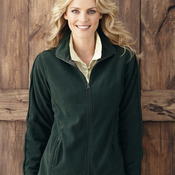 Women's Moisture-Resistant Micro Fleece Jacket
