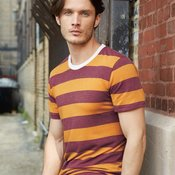 Eco-Jersey Ugly Stripe T-Shirt