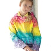 Girls' Courtney V-Notch Sweatshirt