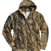 Realtree® Hooded Full-Zip Sweatshirt