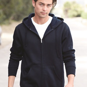 Poly-Tech Hooded Full-Zip Sweatshirt