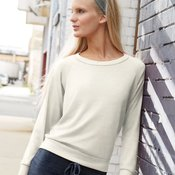 Women's Eco-Jersey Slouchy Pullover