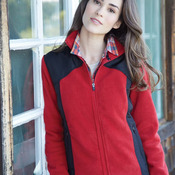 Women's Telluride Nylon/Polarfleece Jacket